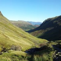 Classic Scafell Pike Circuit from Seathwaite via a pint at Wasdale Head