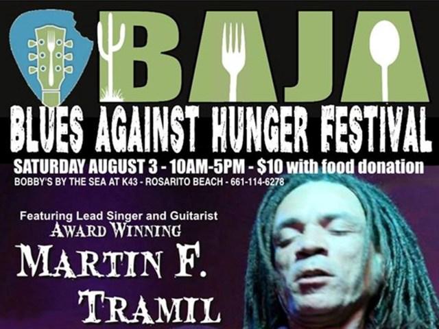 """Baja """"Blues Against Hunger"""" Festival!"""