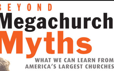 Book Review: Megachurch Myths