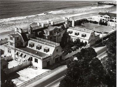 Former William Randolph Hearst _ Marion Davies Santa Monica Beach House
