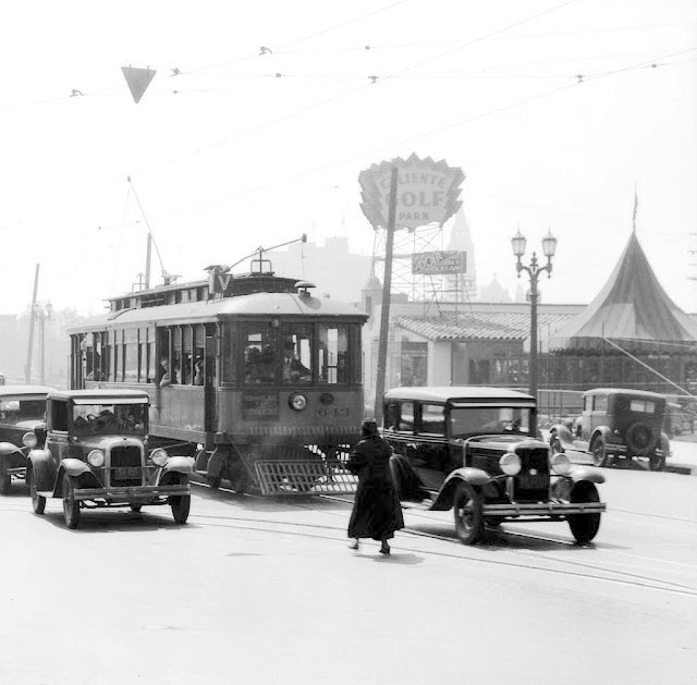 Caliente Golf Park, 4th Street and Vermont Avenue, Los Angeles, 1931