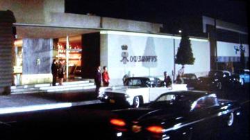 Romanoff's Restaurant, Rodeo Drive, Beverly Hills