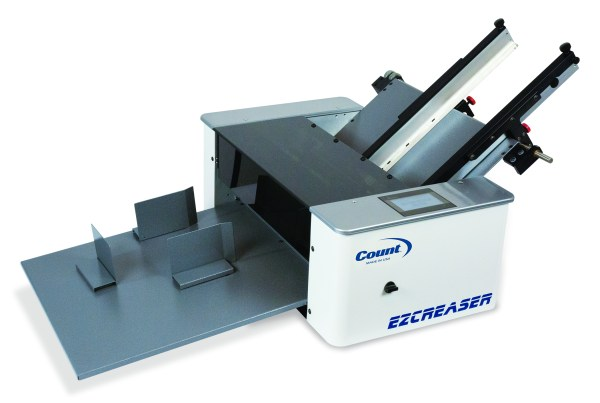 Count Ezcreaser Digital Creasing And Perforating Machine