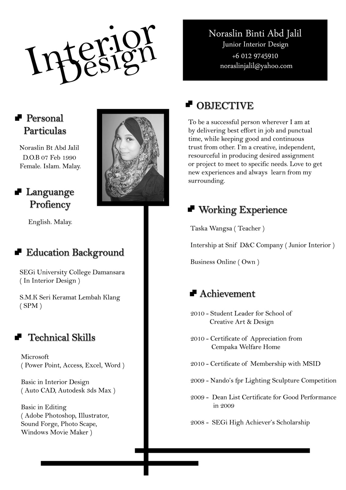 Cover Letter Examples Graphic Design