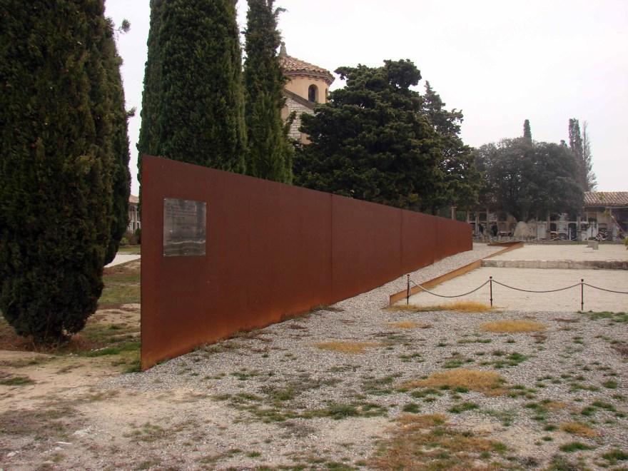 Fosa común con 400 muertos de la revolución y la guerra en Cervera (Lérida).
