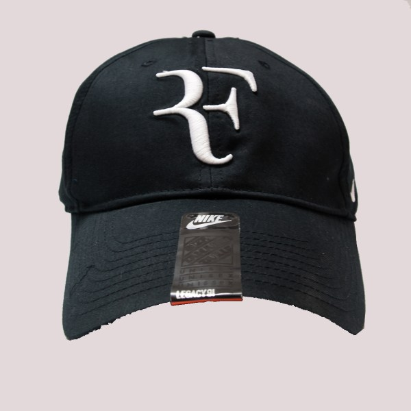 Accessories Nike Roger Federer Official Tennis Cap Black