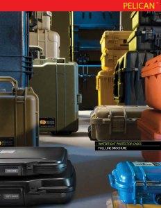 Pelican Luggage Website