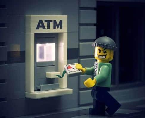 Malware en cajeros