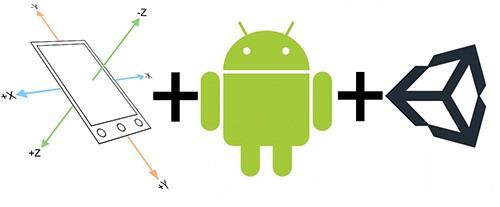 Uso del acelerometro en Android con Unity