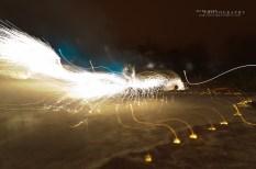 Tuleskulptuuride MM-i finaal Snelli tiigi ääres