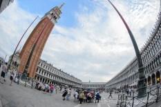 Venice, san marco piazza