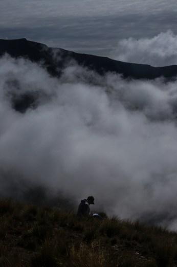 anne in the clouds