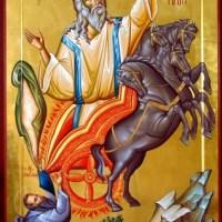 Viaţa Sfântului Slăvit Proroc Ilie Tesviteanul