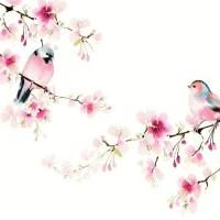 Moartea - sărutul lin al unei flori de cireș