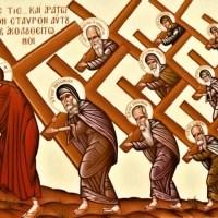 Duminica după Înălțarea Sfintei Cruci - Luarea Crucii și urmarea lui Hristos