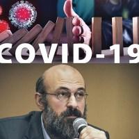 Virgiliu Gheorghe a alcătuit un studiu asupra Covid-19: Trecem printr-un război, iar acesta trebuie dus după legile războiului