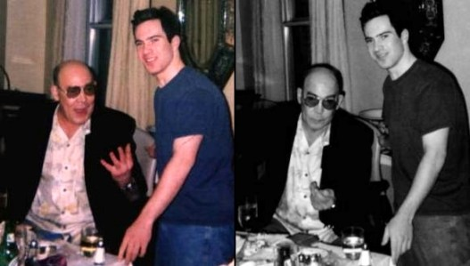 hunter s thompson and marty beckerman