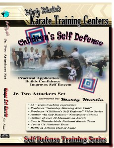 Enter Children's In Self Defense Jr Two Attackers