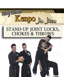 Kenpo Jiu Jitsu Joint Locks, Chokes and Throws