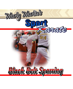 Black Belt Sparring Sport Karate