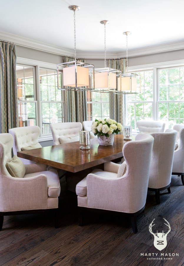How To Choose Chairs For Your Dining Room Table  Marty