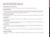 Desecration Smile Info