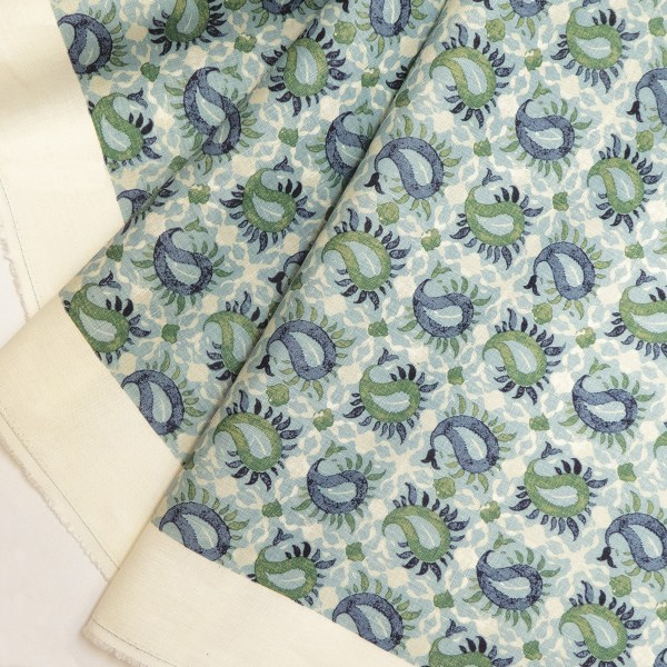 Agra indian ocean indoor fabric by Martyn Lawrence Bullard