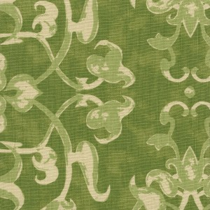 Ottoman Trellis peridot indoor fabric by Martyn Lawrence Bullard