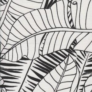 Copacabana blanc indoor fabric by Martyn Lawrence Bullard