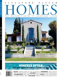 Singapore Tatler Homes Ellen Pompeo's house designed by Martyn Lawrence Bullard