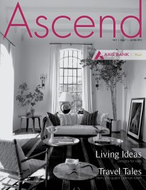 Ascend India Ellen Pompeo's home designed by Martyn Lawrence Bullard
