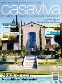 Casa Viva Serbia showcases Ellen Pompeo's home, designed by Martyn Lawrence Bullard