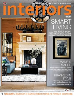 CW Interiors India Martyn Lawrence Bullard cover