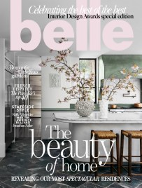 Bell Magazine in Australia covers The Prospect Hollywood hotel, designed by Martyn Lawrence Bullard
