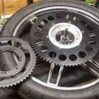 74 Tooth Sprocket
