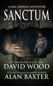 Sanctum David Wood Alan Baxter