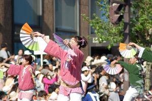 仙台すずめ踊り-第2回東北六魂祭2012盛岡