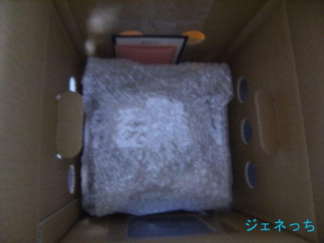 箱の中は、こんな感じ