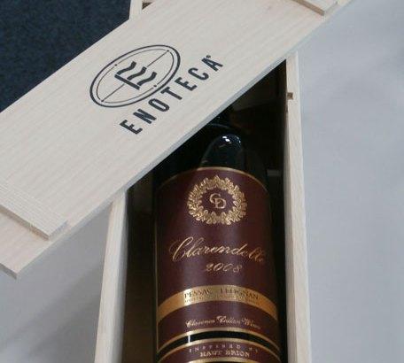 冬の訪れに、スパークリングワインはいかがですか?シュワっと楽しむワインです。
