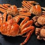 お歳暮や、年末年始用にカニ、ギフトで喜ばれる三大蟹セット