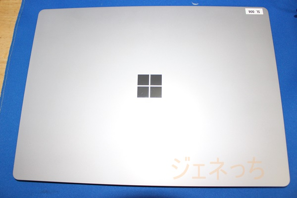 Surface Laptop 天板