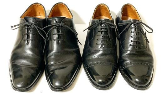 リーガルの靴のサイズ感と表記されている場所を知ろう!大きめって本当!?