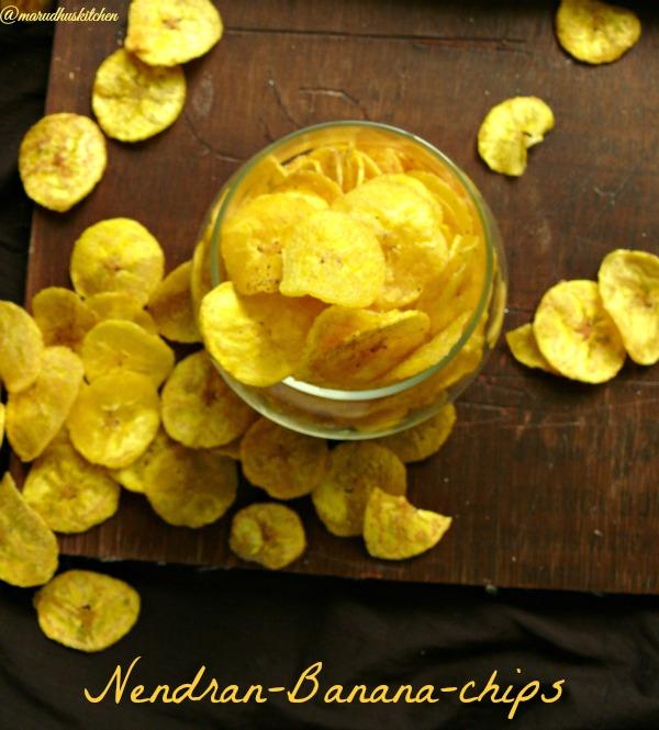 How to make kerala banana chips/nendran chips