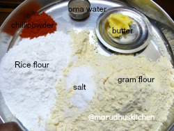 MIX ALL THE GIVEN INGREDIENTS ADDING WATER