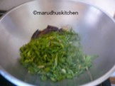 ADD STEAMED BEANS AFTER SEEDS SPLUTTERS