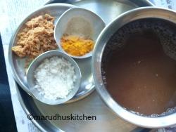easy puliyodharai recipe /pulisadam/puliyogare
