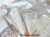 MURUKKU MAKER WITH STAR NOZZLE AND LADLES