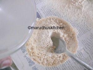 bajji flour /homemade bajji bonda mix powder