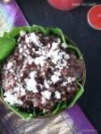 kavuni arisi sweet /chettinad black rice sweet