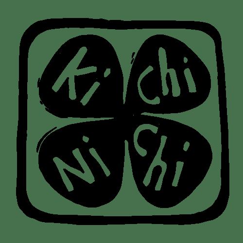 logo Kichinichi geboortekaarten
